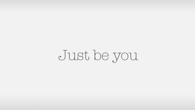 just be you facebook