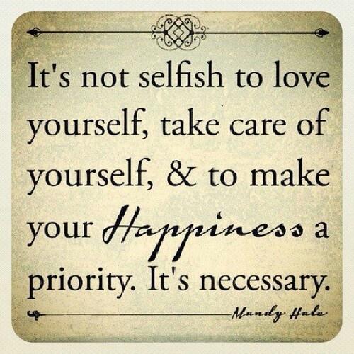 self care a