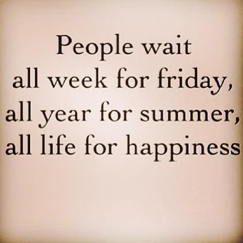 wait friday