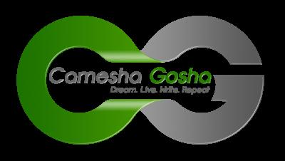 Camesha Gosha logo