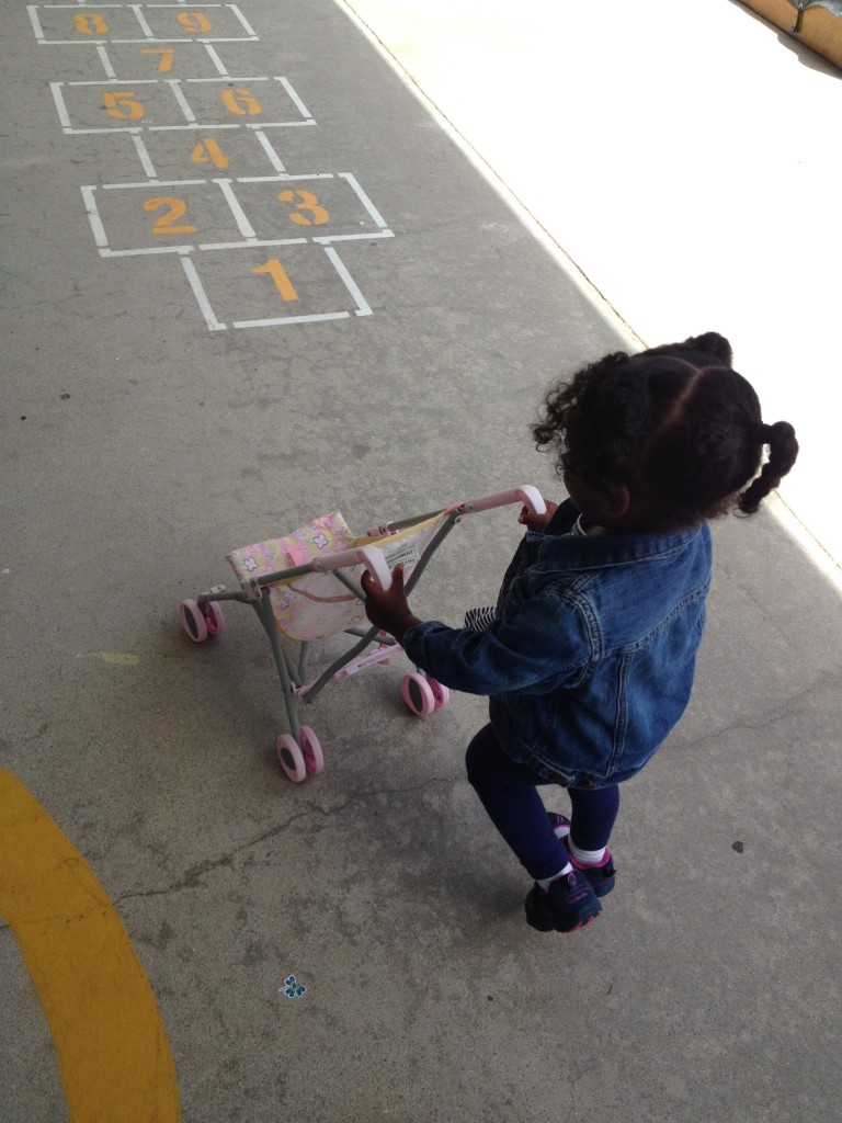 Stroller Camesha Gosha